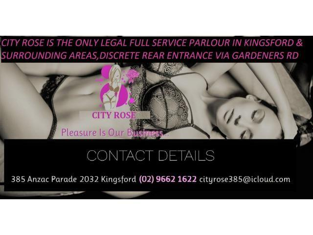 Big rewards for great ladies City Rose Kingsford PH 0296621622 Sydney – East
